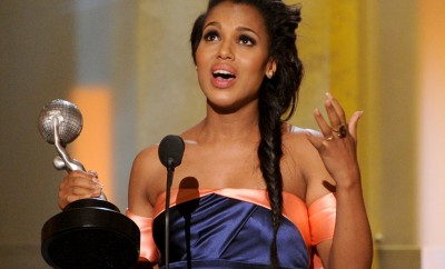 kerry washington naacp awards