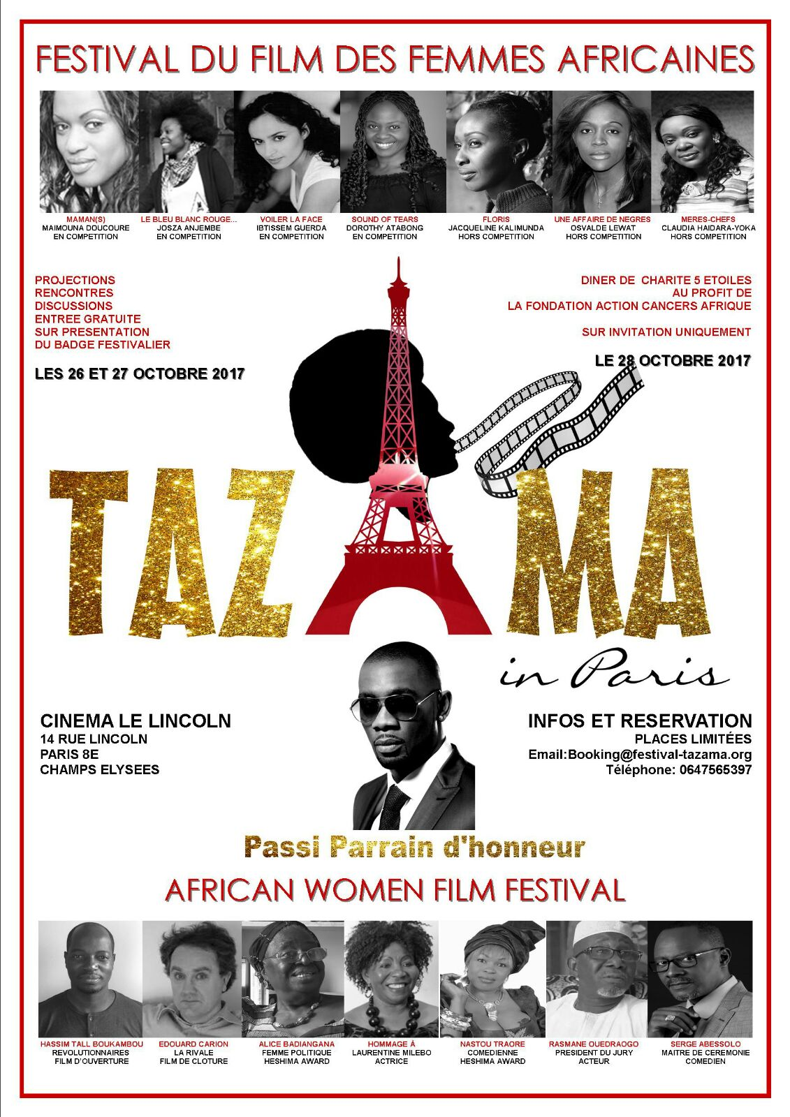 Affiche TAZAMA