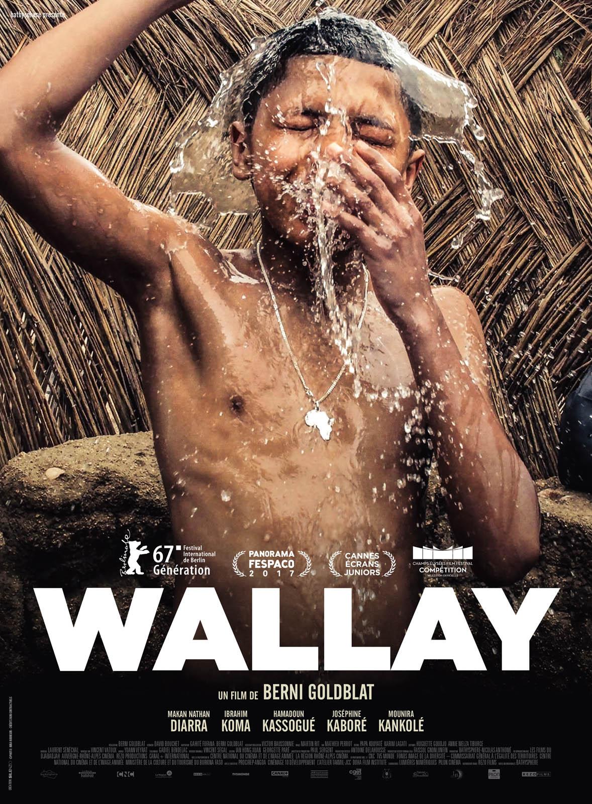 affiche wallay