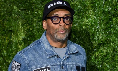 Mandatory Credit: Photo by Evan Agostini/Invision/AP/REX/Shutterstock (9640595af) Spike Lee 2018 Chanel Tribeca Film Festival Artists Dinner, New York, USA - 23 Apr 2018