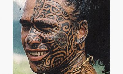 tatouage Maori-Tribal