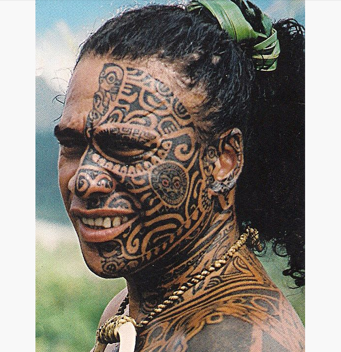 tatouage Maori-Tribal
